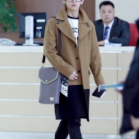 STYLE LOG: 131206 BTS' V AIRPORT FASHION