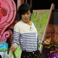 STYLE LOG: 130819 MIB'S KANGNAM ON HELLO! COUNSELOR